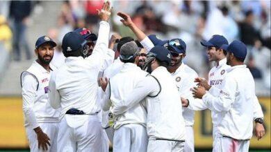 टीम इंडिया का ऐलान