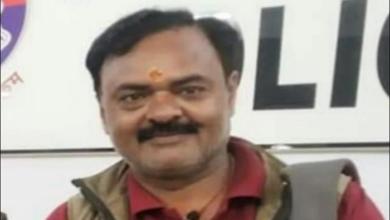 Vehicle crushed journalist