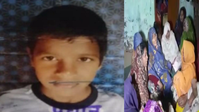 killing of kidnapped child