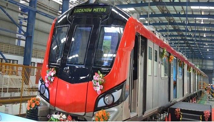 लखनऊ मेट्रो