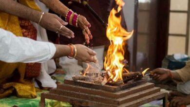 meaning of swaha during havan
