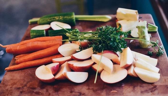 peel of fruits & vegetables