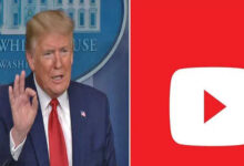 trump youtube
