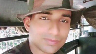 महराजगंज जिले का सपूत शहीद Army Jawan Chandrabadan