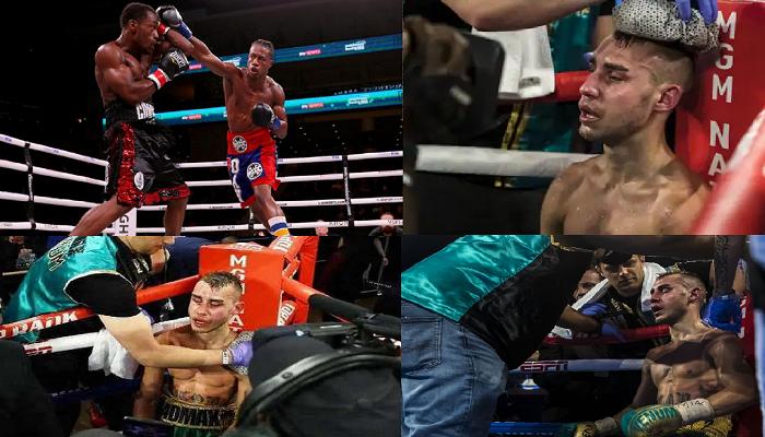 Boxer Dadashev died