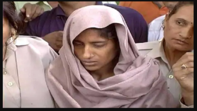 First woman prisoner hanged in independence India