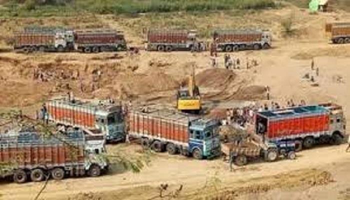 illegal mining scam