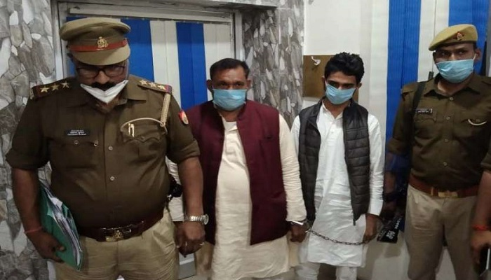 accused of killing BSP leader arrested