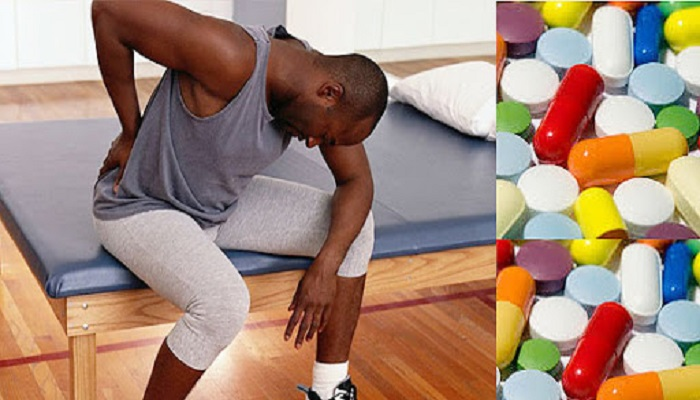 painkiller increases hip fracture