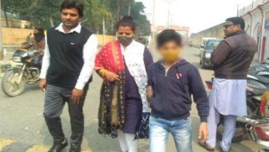 रामपुर जेल पहुंचा शबनम का बेटा