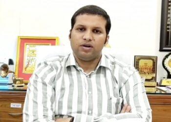 Ravindra Kumar Mandad-DM