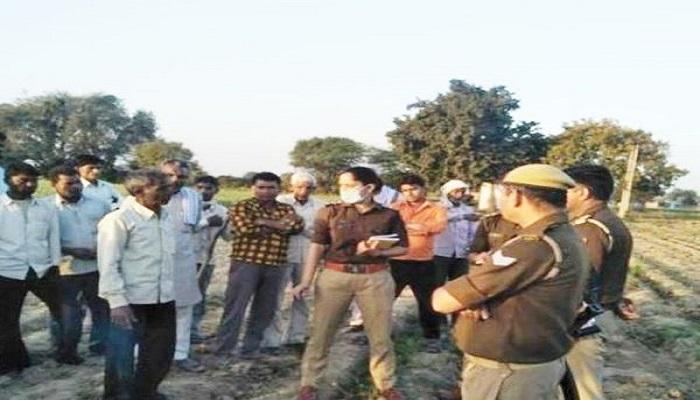 hathras murder case