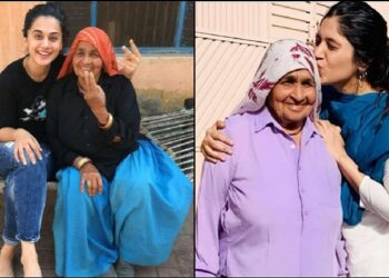 Tapasi and Bhumi express grief overdeath of shooter Dadi Chandro Tomar