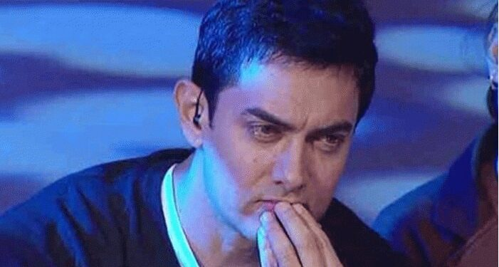 Aamir Khan gets emotional after remembering the financial crisis of family