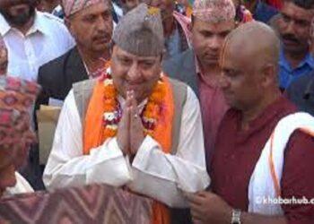 Former King Gyanendra Shah Corona Positive