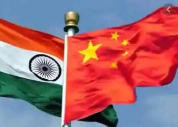 India-China meeting