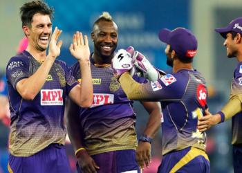 IPL- KKR won the match