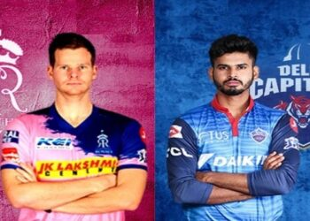 Rajasthan royals vs Delhi Capitals