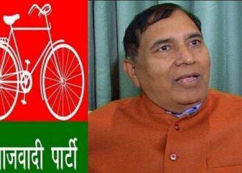 SP MLC Vasudev Yadav