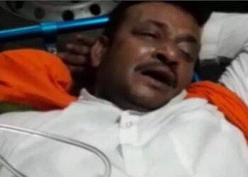 BJP leader shot dead