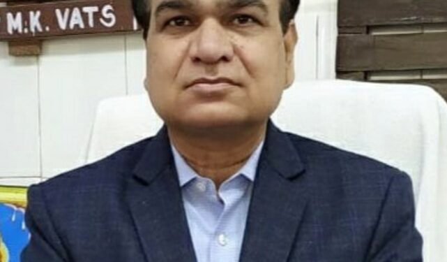 CMO Dr. R. C. Pandey