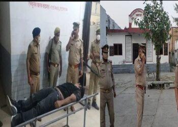 crook Lalu Yadav killed