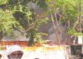 fire in kumbh