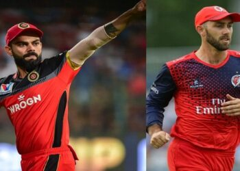 Maxwell made a big disclosure, Virat Kohli offered to join RCB