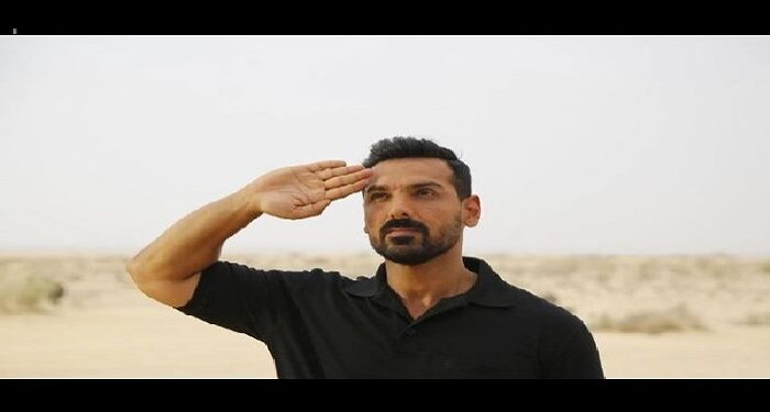 John Abraham thanked those who helped during the Corona period