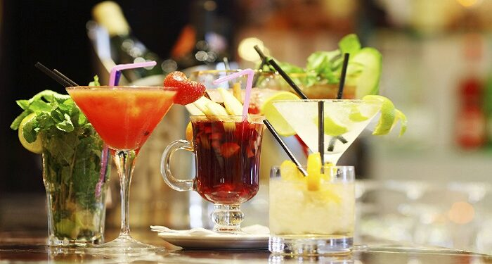 Mocktails made in your home in this easy way, relatives will be happy