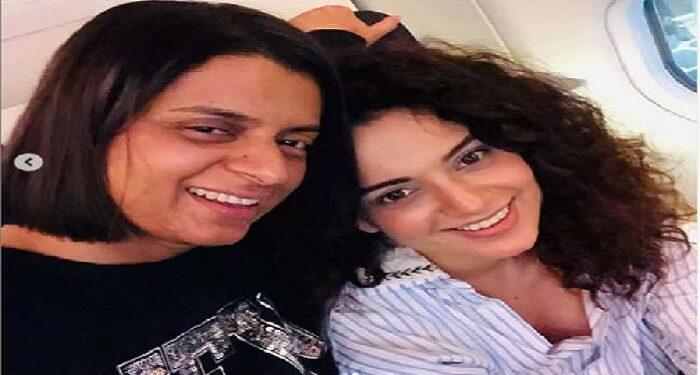 Kangana's sister Rangoli targets two designers, will drag her to court
