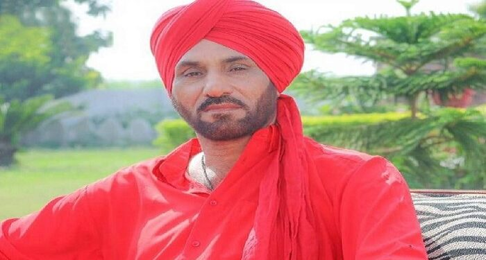 Punjabi actor and director Sukhjinder Shera