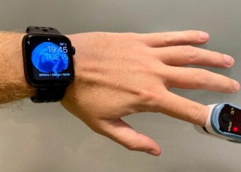 Can't find an oxmeter, so know your oxygen level only with SmartWatch