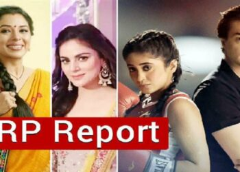 No Anupama was able to disperse, once again number one in TRP
