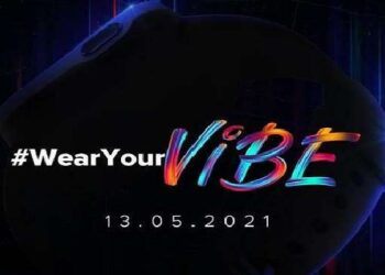 Redmi released teaser of its first smartwatch, to be launched on May 13
