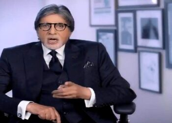 Another way to reach the hot seat, Amitabh asked another question
