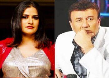Sona Mohapatra tightens Anu Malik's comeback in Indian Idol