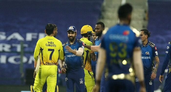 CSK blew in Pollard storm, Mumbai beat CSK by 4 wickets