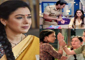 TV's top serial 'Anupama' got a big shock, the show's TRP down