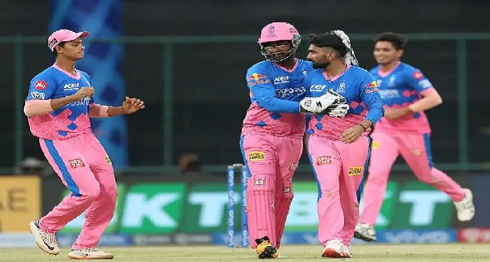 Buttler's batting batting helped Rajasthan Royals register a big win