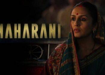 Actress Huma Qureshi's web series 'Maharani' trailer released