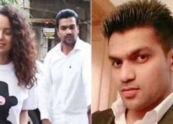 FIR lodged against 'Panga Girl' bodyguard Kumar Hegde, accused of rape