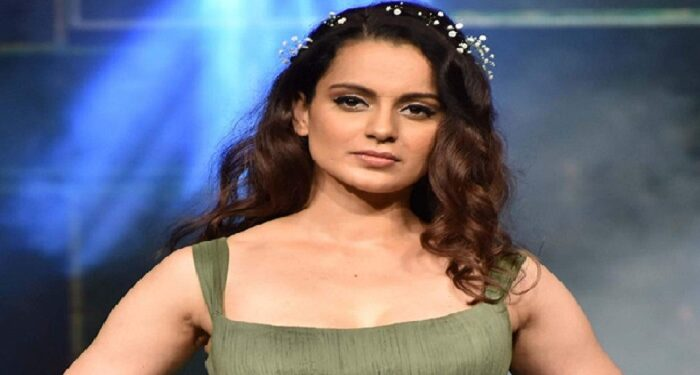 Actress Kangana lodged by TMC leader again, accused of inciting riot
