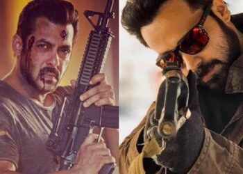 Fans' craze for Tiger 3 started, Makers shared a strong poster