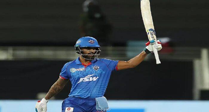 Shikhar Dhawan's bat thunder in IPL 11, broke this record of Gambhir