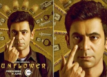 """Sunil Grover's upcoming web series """"Sunflower"""" to come out on June 11"""