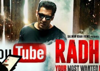 Salman Khan shocked, Radhe film leaked on YouTube