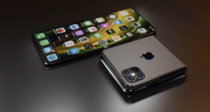 Apple can launch foldable iPhone with 8 inch display by 2023