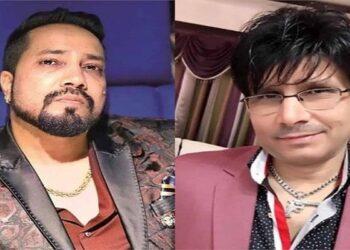 Punjabi singer 'Mika Singh' openly warns 'KRK', says