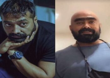 Filmmaker Anurag Kashyap's look completely changed after angioplasty